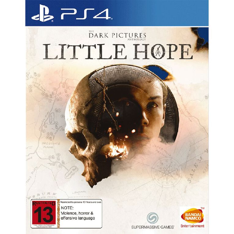 PS4 The Dark Pictures: Little Hope, , hi-res