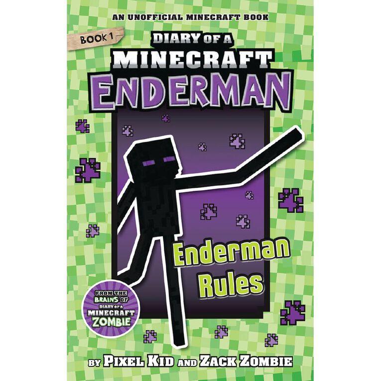 Minecraft Enderman #1 Enderman Rules, , hi-res