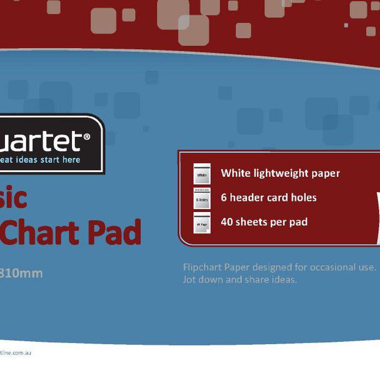 Quartet Flipchart Easel Pad 40 Sheet, , hi-res
