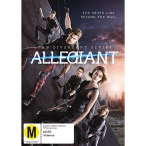 Allegiant DVD 1Disc