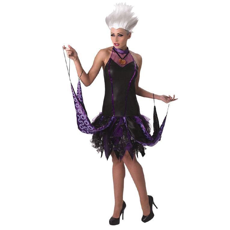 Princess Disney Ursula Deluxe Adult Costume Medium, , hi-res