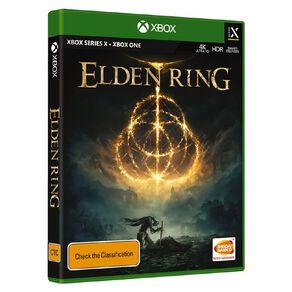 Xbox Series X Elden Ring