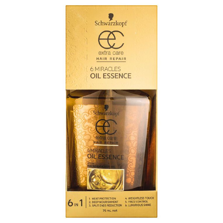 Schwarzkopf Extra Care 6 Miracles Oil Essence 75ml, , hi-res