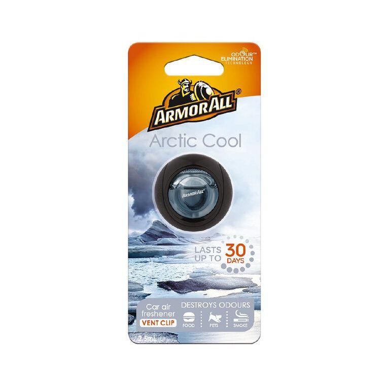 Armor All Mini Diffuser Vent Mount Car Air Freshener Arctic Cool, , hi-res