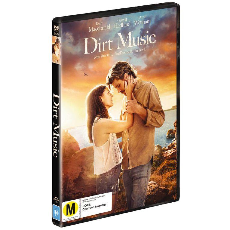 Dirt Music DVD 1Disc, , hi-res
