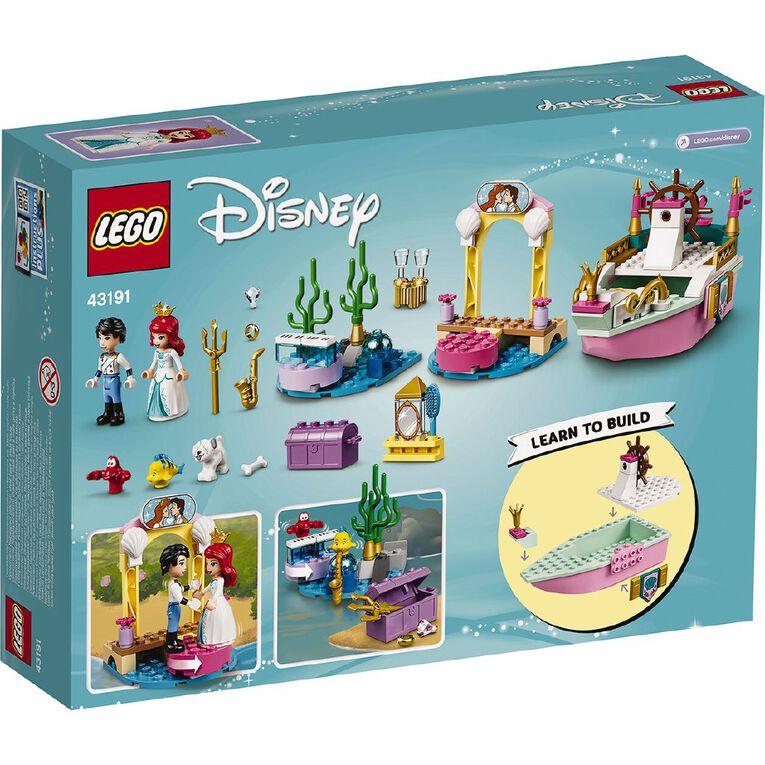 LEGO Disney Princess Ariel's Celebration Boat 43191, , hi-res