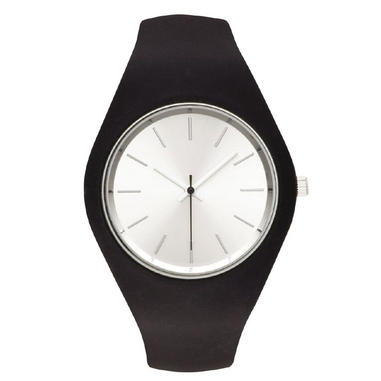 Eternity Style Kids' Analoque Silicone Watch, , hi-res