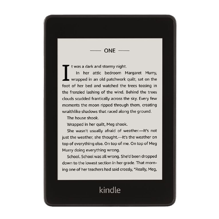 Kindle Paperwhite eReader Black Wi-Fi 8GB, , hi-res