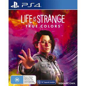 PS4 Life is Strange True Colours