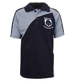 Schooltex Mayfair School Short Sleeve Polo with Embroidery