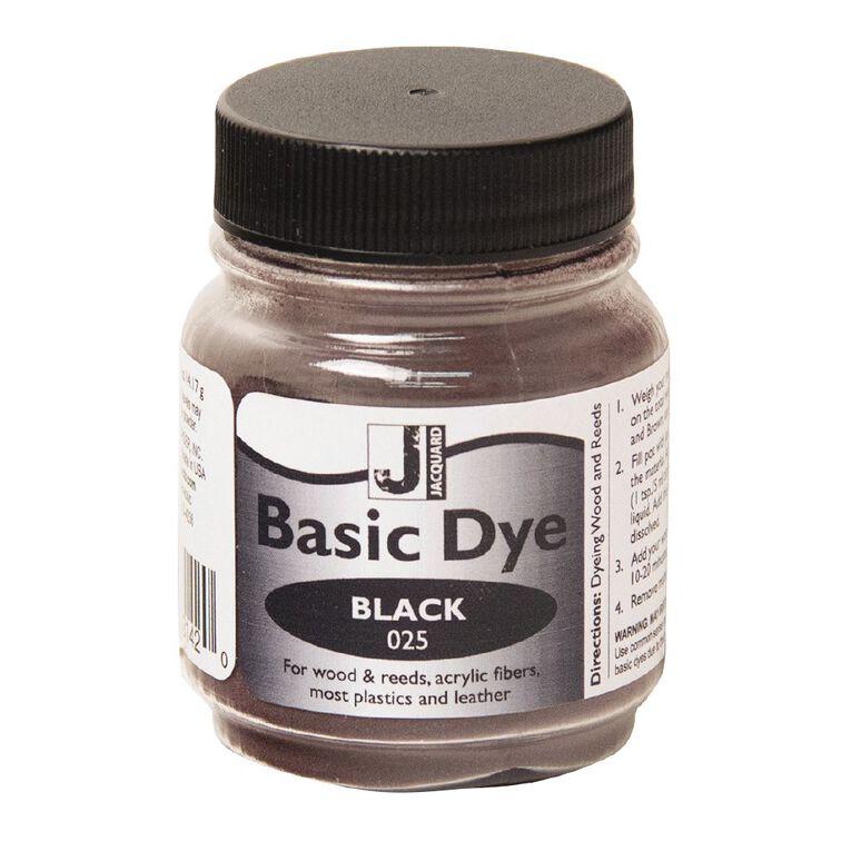 Jacquard Basic Dye 14.17g Black, , hi-res