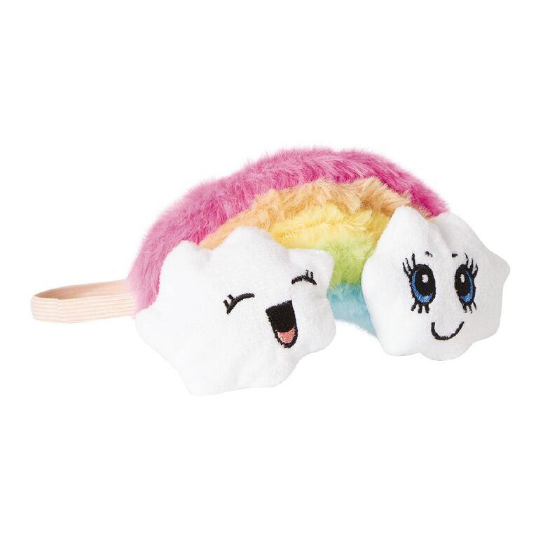 Rainbow Sleep Mask, , hi-res