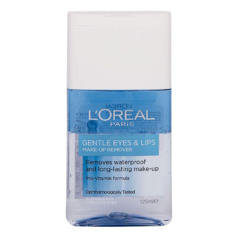 L'Oreal Paris Eye Makeup Remover Waterproof 125ml, , hi-res