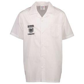 Schooltex Coromandel Area School Short Sleeve Shirt