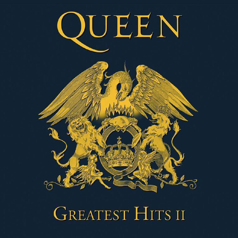Greatest Hits II Vinyl by Queen 2Record, , hi-res