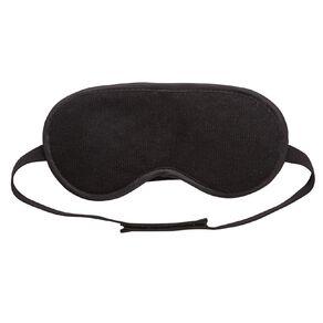 Intrepid Fleece Eye Mask