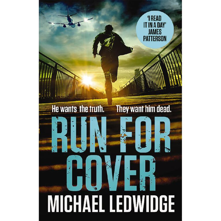 Run For Cover by Michael Ledwidge, , hi-res