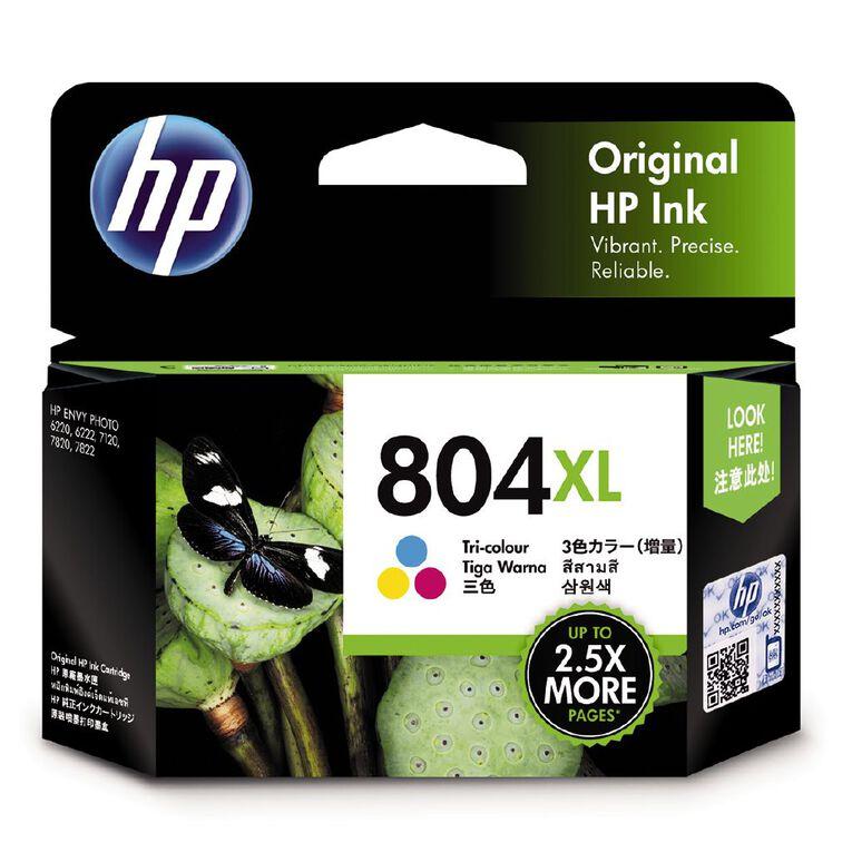 HP Ink 804XL Tri Colour (415 Pages), , hi-res