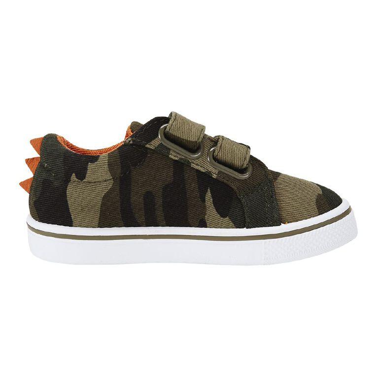 Young Original Kids' Spike Shoes, Khaki, hi-res