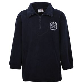 Schooltex St Francis De Sales Polar Fleece Top with Embroidery