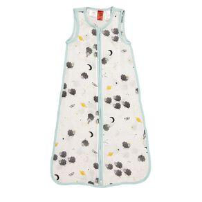 Babywise Sheep Muslin Sleeping Bag