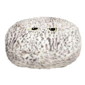 Harry Potter Floor Cushion Hedwig Grey 65cm x 65cm