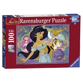 Ravensburger Disney Aladdin Princess Jasmine 100 Piece Puzzle