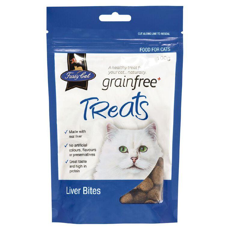 Fussy Cat Treats Liver 100g, , hi-res