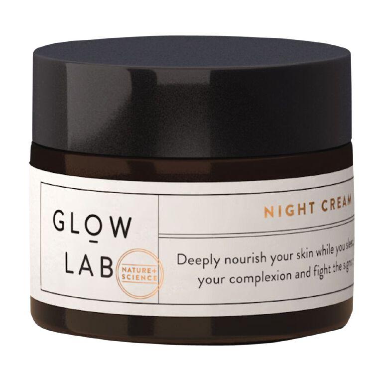 Glow Lab Night Cream 50ml, , hi-res