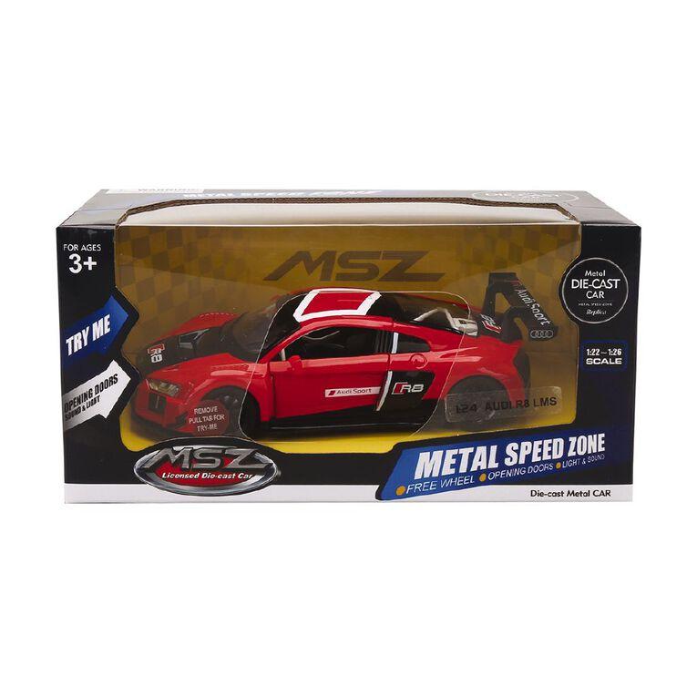 Metal Speed Zone Die-cast Freewheel Car Assorted, , hi-res