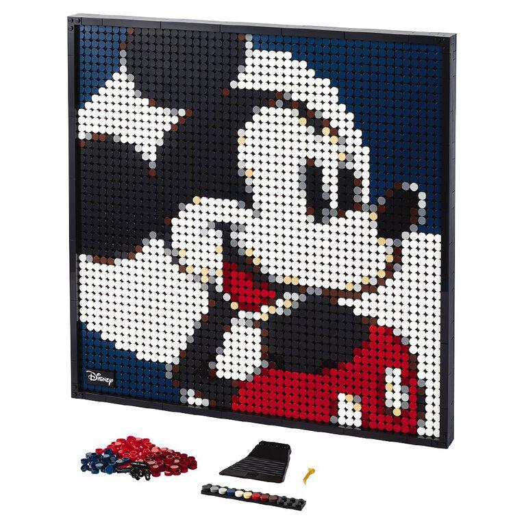 LEGO Art Disneys Mickey Mouse 31202, , hi-res