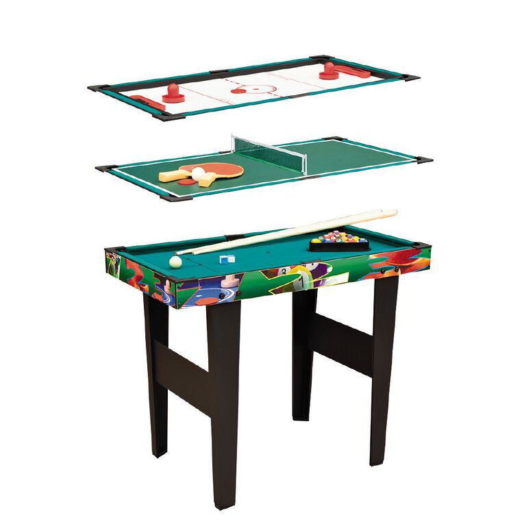 Active Intent Play 3-in-1 Game Table, , hi-res