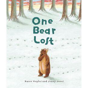One Bear Lost N/A
