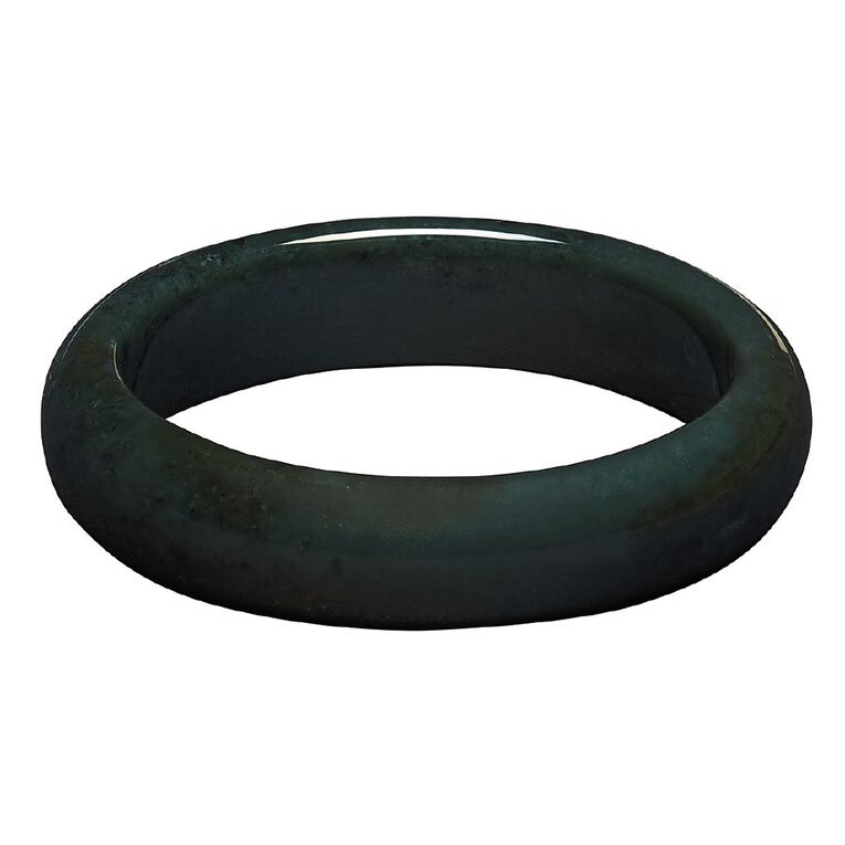 Jade Bangle 68mm x 1.5cm, , hi-res