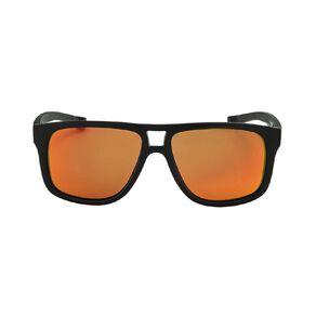 H&H Men's Mirror Matte Sunglasses