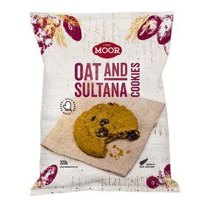 Moor Oat & Sultana Cookies 320g