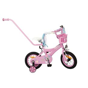 Milazo Bike-in-a-Box 707 with Handle Pink 12 inch