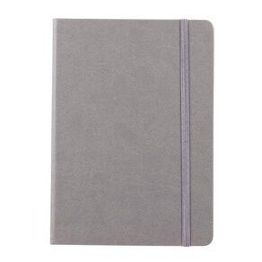 WS Hardcover PU Notebook Grey A5