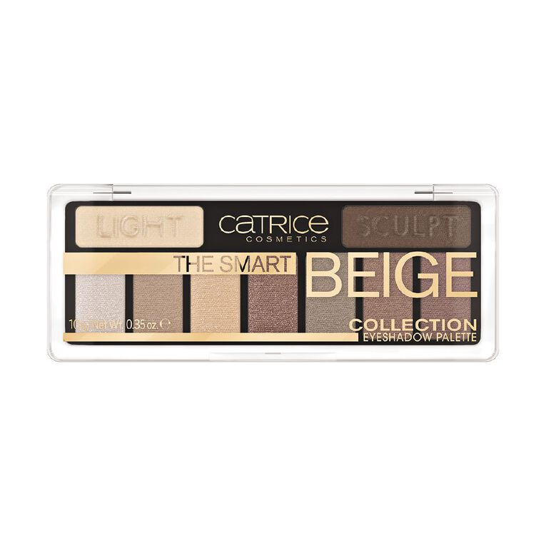 Catrice The Smart Beige Collection Eyeshadow Palette 010, , hi-res