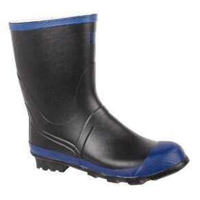 Blue Collar 12inch Rubber Gumboots