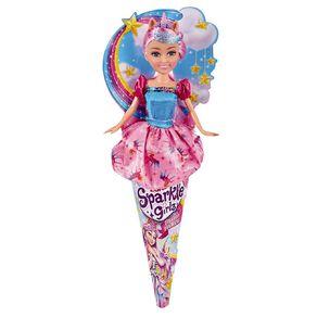 Zuru Sparkle Girlz Unicorn Princess in Cone Assorted