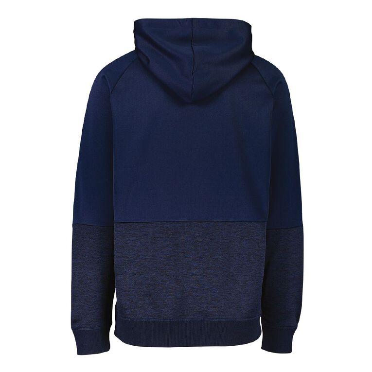 Kooga Men's Colour Bock Sweatshirt, Navy, hi-res