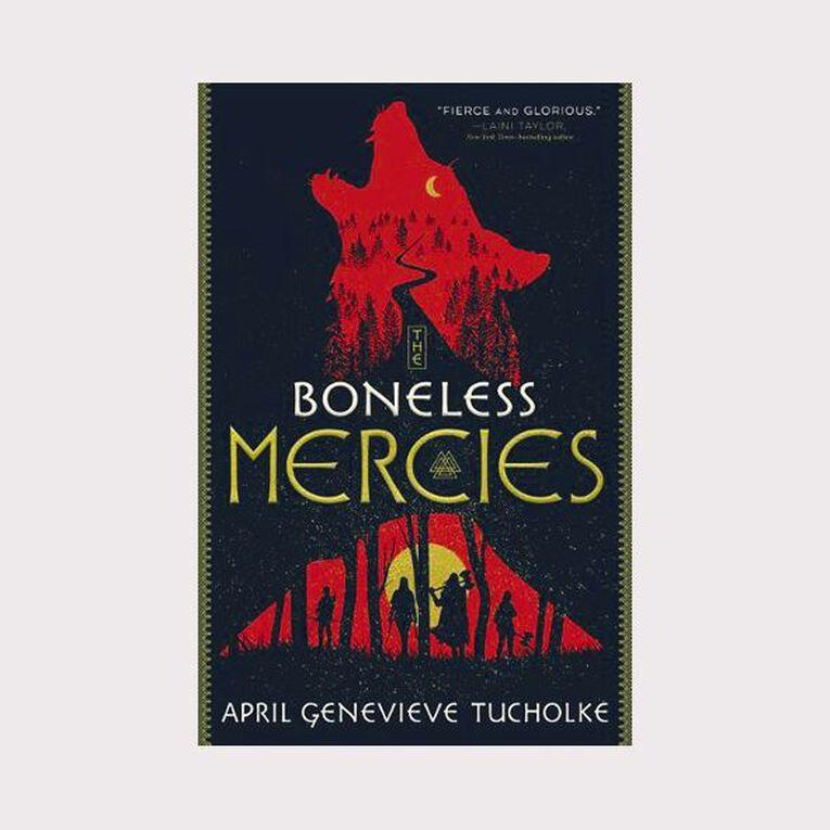 The Boneless Mercies by April Genevieve Tucholke, , hi-res