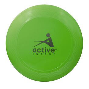 Active Intent Play Frisbee 275mm Assorted