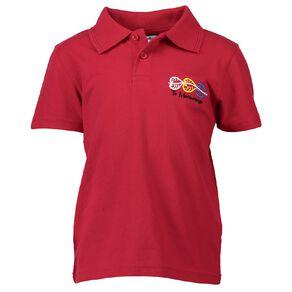 Schooltex Te Matauranga Short Sleeve Polo with Embroidery