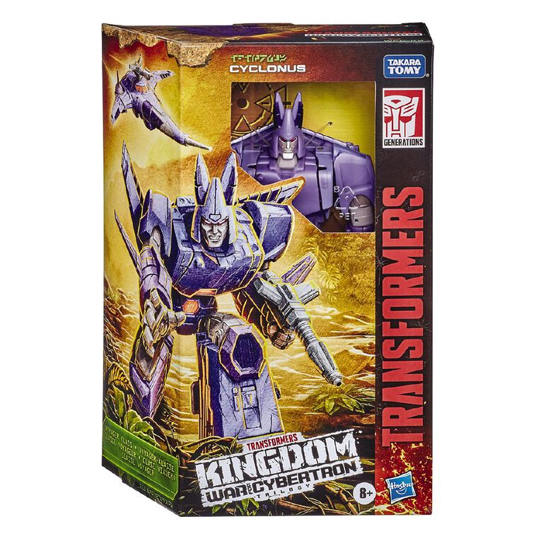 Transformers War for Cybertron Kingdom Voyager Assorted, , hi-res