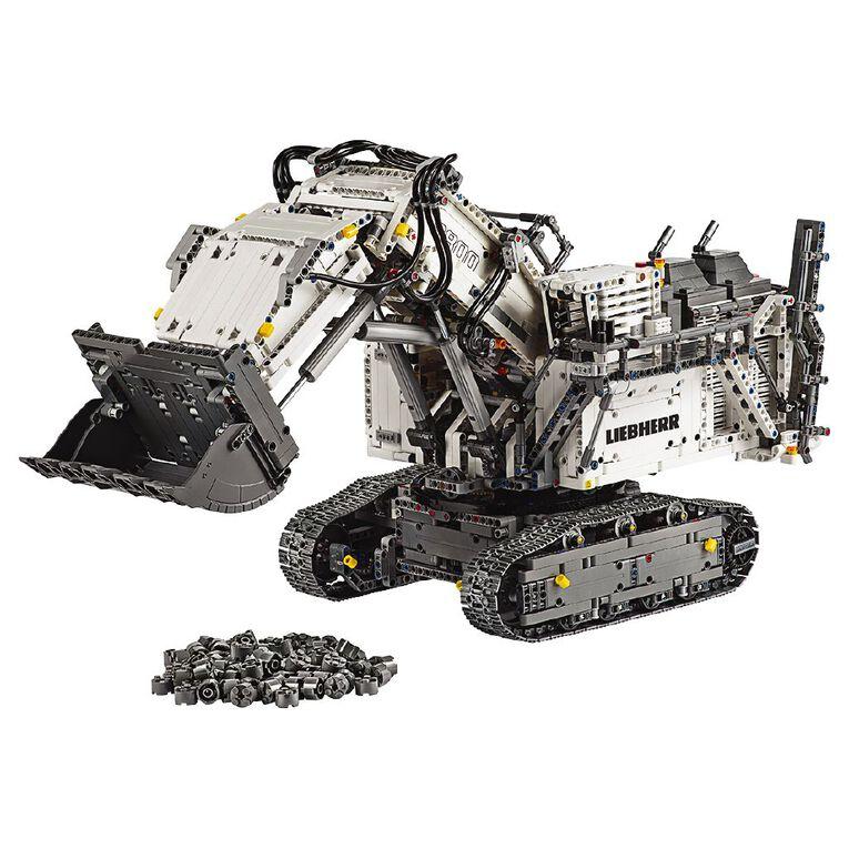 LEGO Technic Liebherr R 9800 Excavator 42100, , hi-res