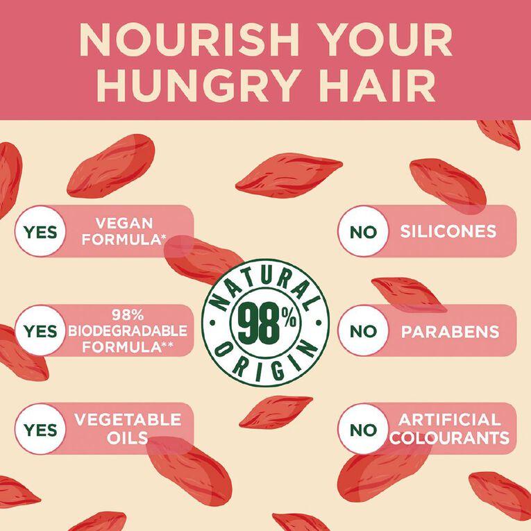 Garnier Fructis Hair Food Goji 390ml, , hi-res