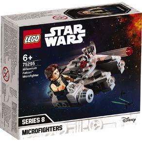 LEGO Star Wars Millennium Falcon Microfighter 75295