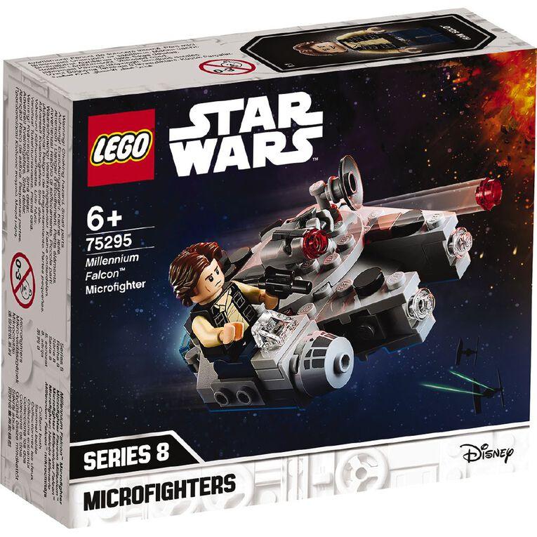 LEGO Star Wars Millennium Falcon Microfighter 75295, , hi-res